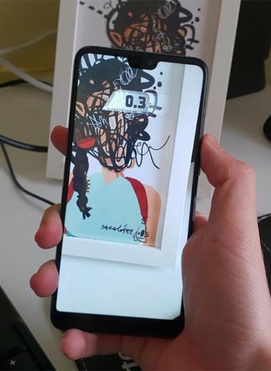 Hacer fotos rápidas en el Huawei P20