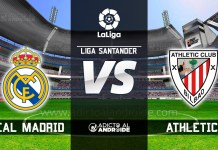Ver Real Madrid vs Athletic en VIVO online GRATIS