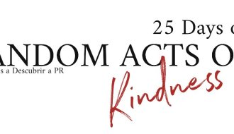 25 Days of Random Acts of Kindness Logo
