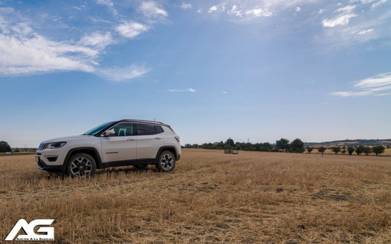 Prueba Jeep Compass Limited 14