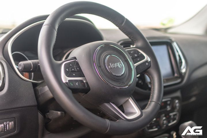 volante Jeep Compass Limited