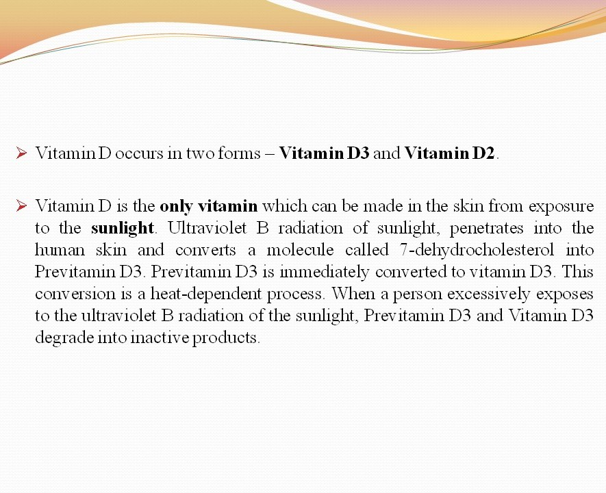 The Essence of Vitamin D – Adidarwinian 3