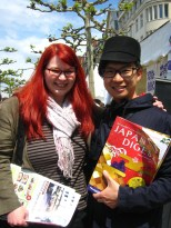 Mr. Japanese Digest and I