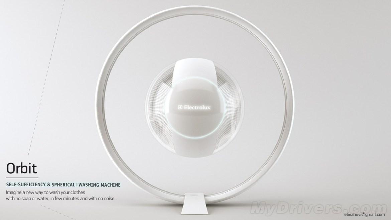 Electrolux orbit washing machine