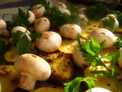 cartofi si ciupercute 08