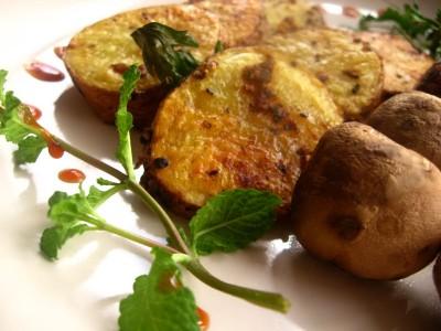 cartofi si ciupercute 12