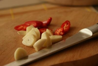 orez cu ciuperci 03