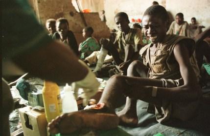 CONGO-REFUGGES