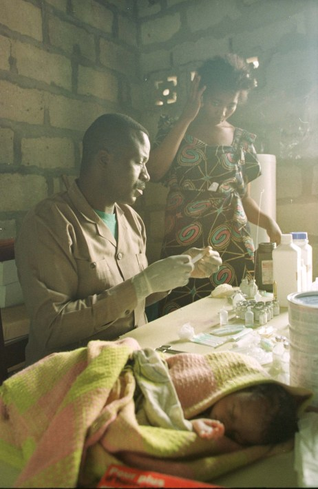 CONGO-REFUGEES