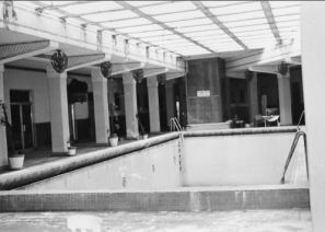 Normandie swimming pool