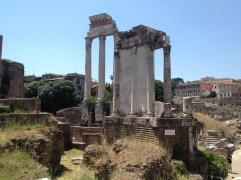 Temple of the Vestal Virgins