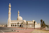 Are we looking a possible model of Masjid E Omar Farooq which should be built at RGIA Hyderabad by GMR.