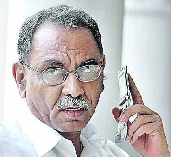 KVP Ramchander Rao, Advisor of YSR and now Emisary of Jagan.  A college mate and a low profle person,  Post YSR has taken the cenrte stage, in state Politics, a MP from AP.