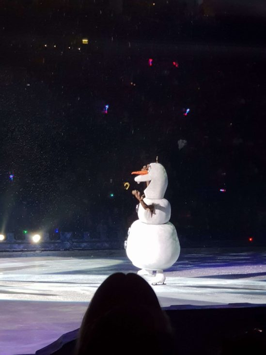 Disney's Frozen on ice