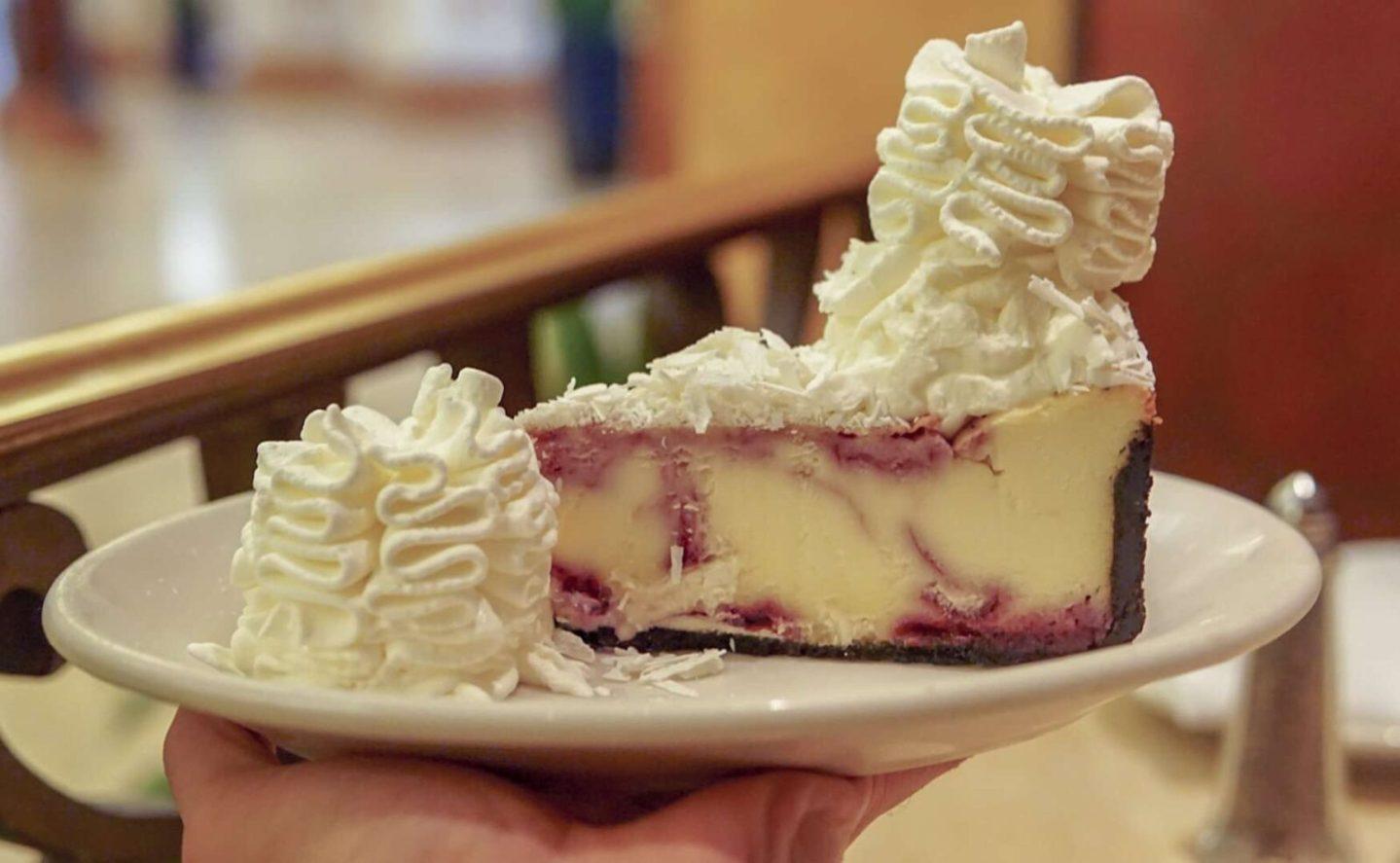 Cheesecake Factory – Dubai Mall