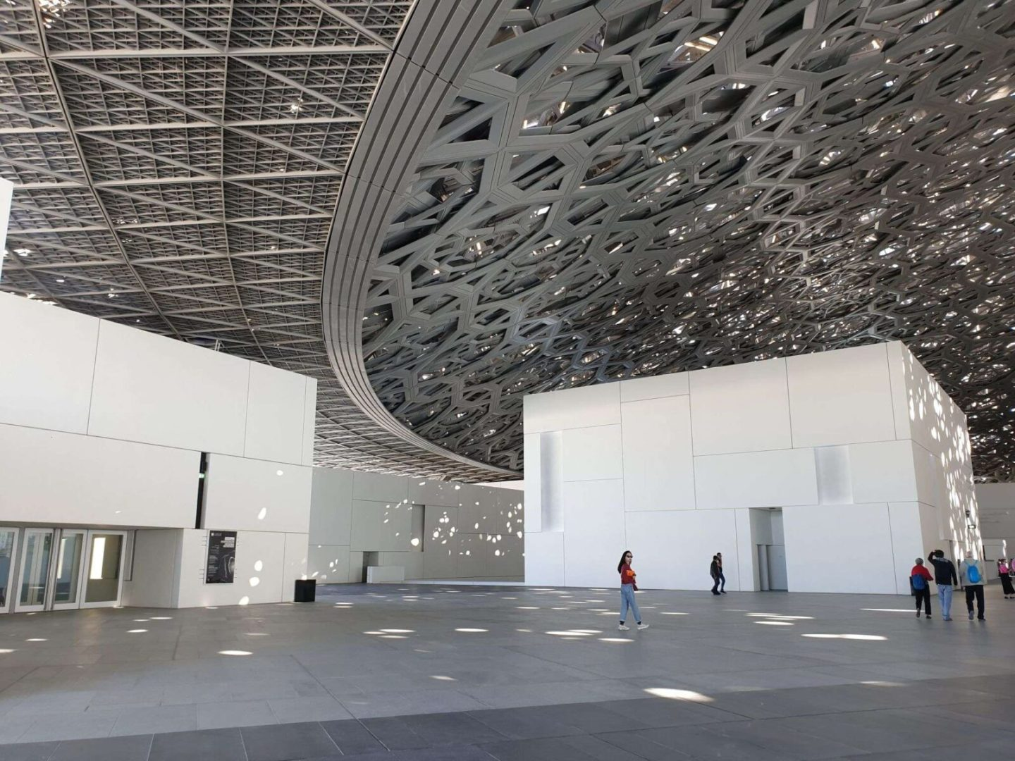 The Louvre Museum, Abu Dhabi