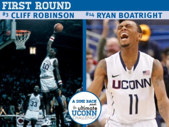 Cliff Robinson vs. Ryan Boatright