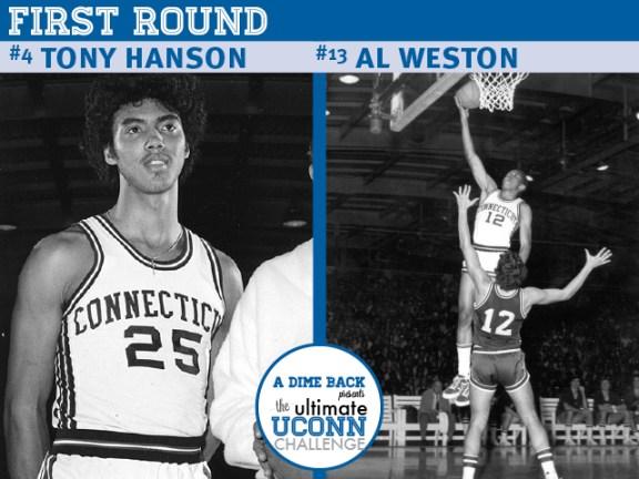 Tony Hanson vs. Al Weston