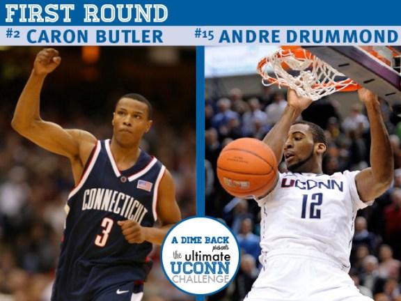 Caron Butler vs. Andre Drummond