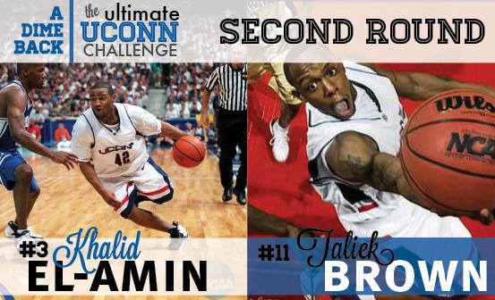 Khalid El-Amin vs. Taliek Brown