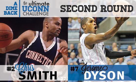 Chris Smith vs. Jerome Dyson