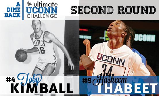 Toby Kimball vs. Hasheem Thabeet