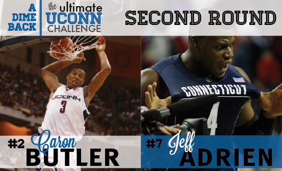 Caron Butler vs. Jeff Adrien