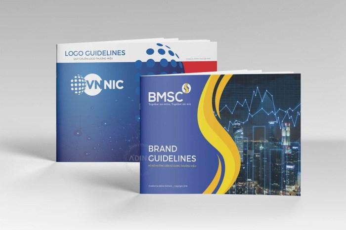 Brand Guidelines gồm những gì?