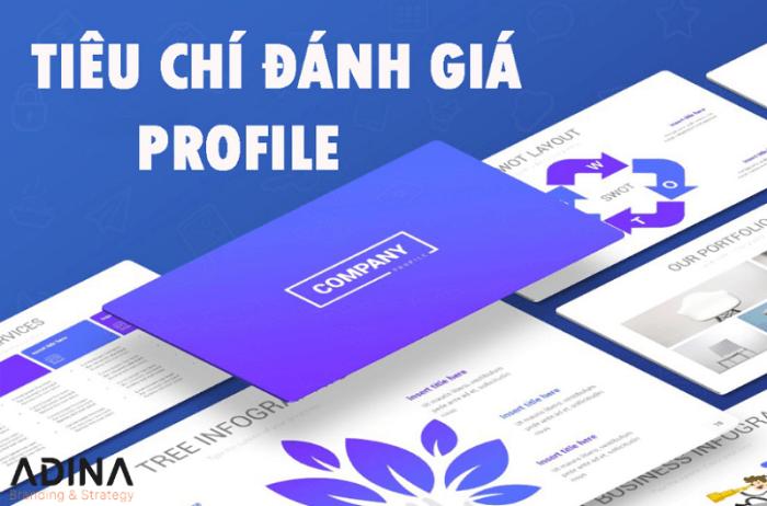 Bật mí 5+ tiêu chí đánh giá thiết kế profile đẹp chuẩn
