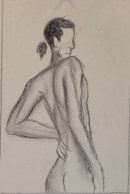S. Moquete, Quick Figure Drawing, Drawing Fundamentals, MassArt Summer Intensives, 2013