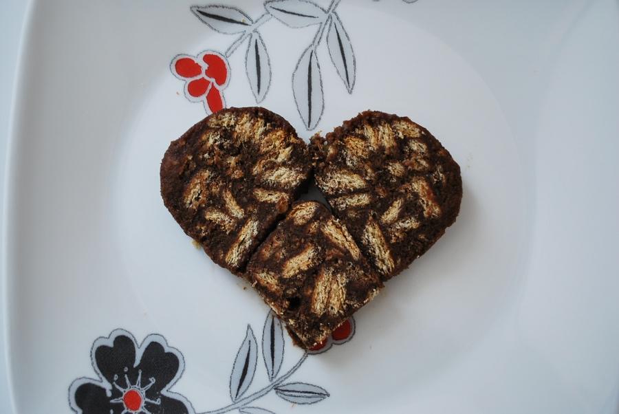 Biscuit Salami (5/5)
