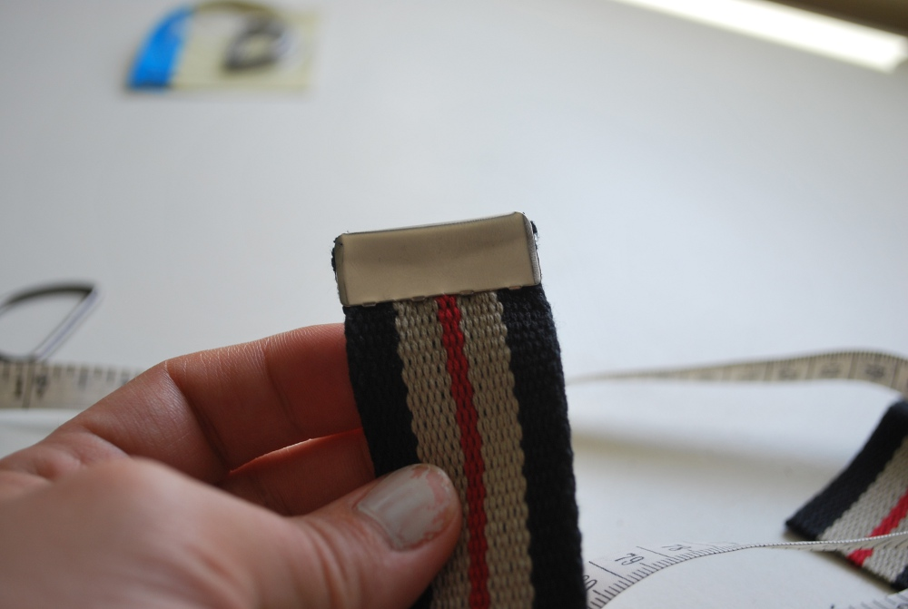 Nautical Belt {Tutorial} (5/6)