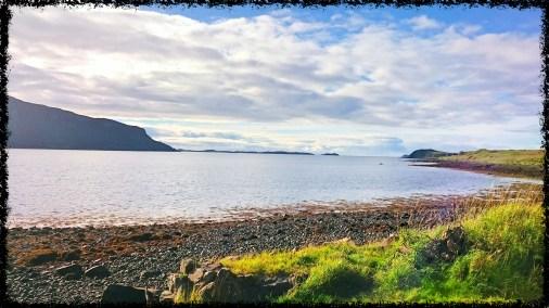 (Fast) keine Menschen, dafür Natur pur auf der Isle of Skye