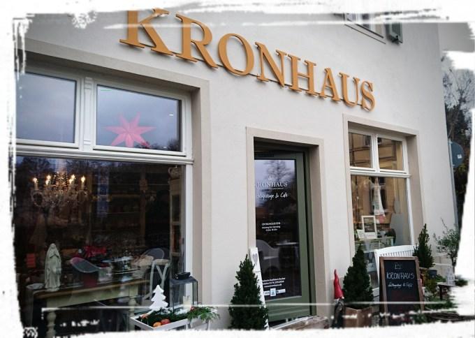 Laden & Café im Kronhaus