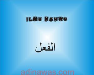 Materi Bahasa Arab Tentang Fiil