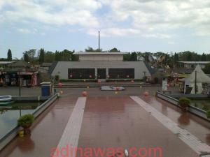 Taman Lampion Wisata Monjali Jogjakarta