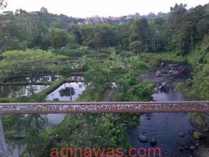 Jembatan Babarsari Jogja
