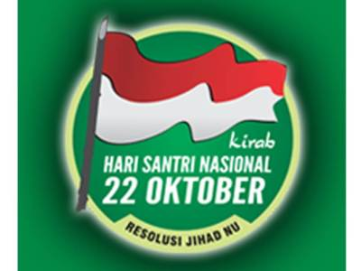 Nilai-Nilai Perjuangan Selamat Hari Santri Nasional