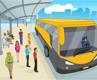 Contoh Percakapan Bahasa Inggris Tentang Menunggu Bus Dan Cara Bacanya