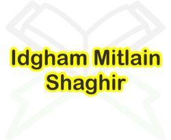 Idgham Mitslain Shaghir Dan Contohnya Dalam Al-Quran