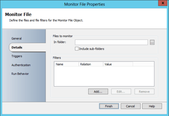 Add and Config Monitor File 03