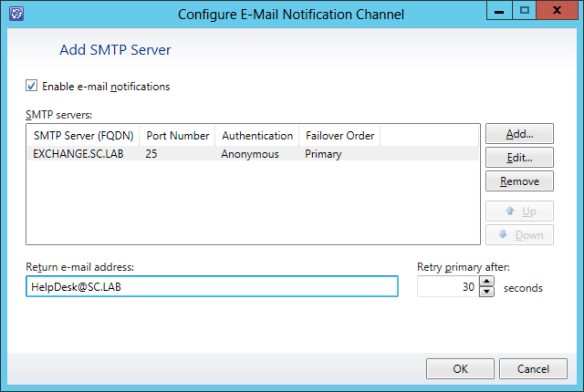 Config Email Notifications 09