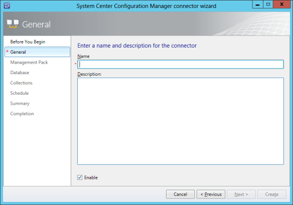 Config SCCM Conn 05