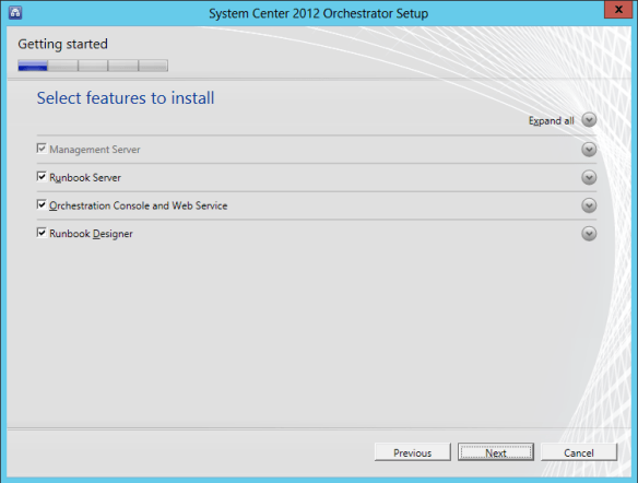 Orchestrator Install 04