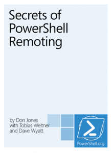 Secrets of PowerShell Remoting Cover