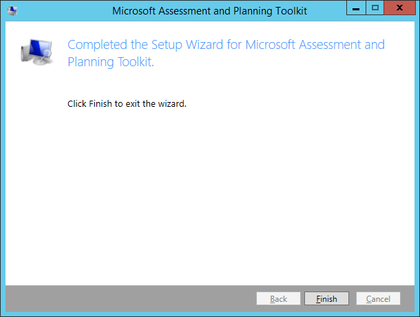 MAP-Toolkit-Install-01-Welcome-Screen Using the MAP to Plan Azure Migration - Part 1: Introduction & Installation