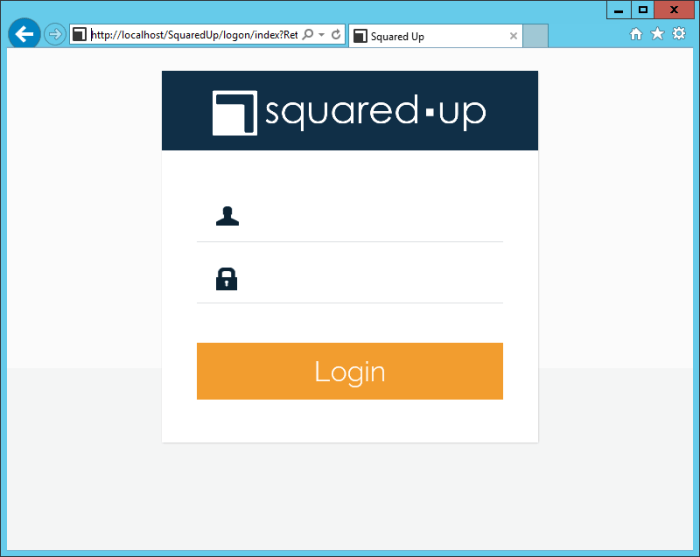 SquaredUp-Install-01-Welcome Squared Up's HTML5 Dashboards & Web Console for SCOM - Part 3: Installation