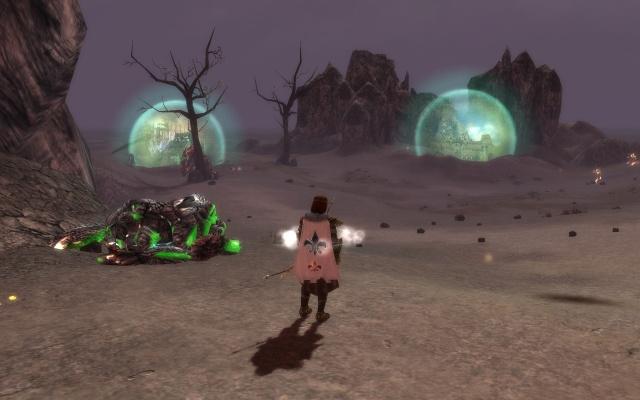 I spy some Titan portals...