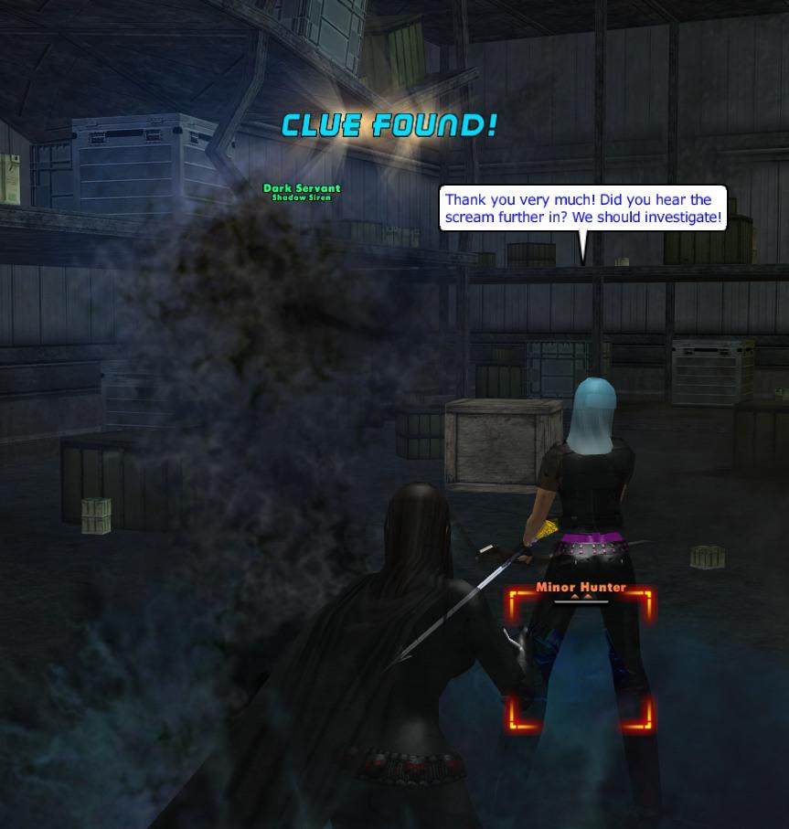 The Soul Hunter story arc