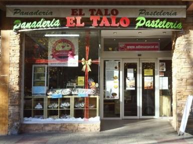Exterior de la tienda Adiós Azúcar